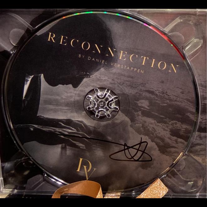 CD Reconnection - gesigneerd