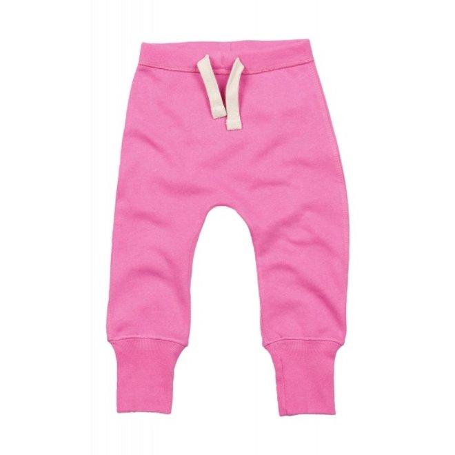roze baby sweatpants