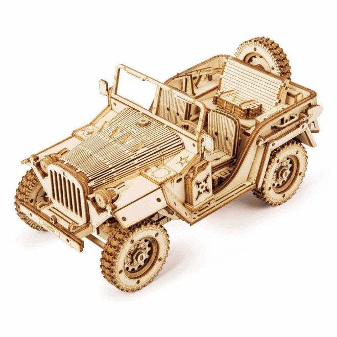 Army Field Car