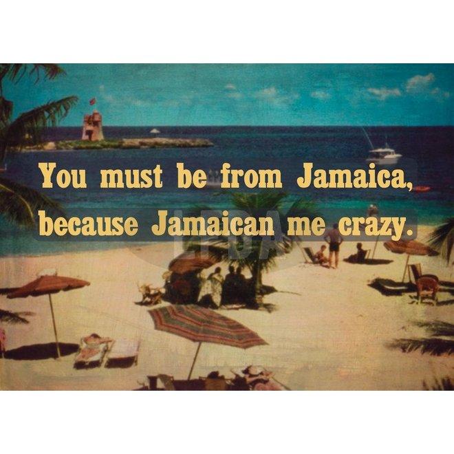 Postkaart Jamaica