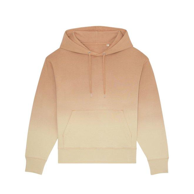 Dip Dye hoodie zonsondergang