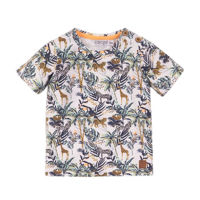 Dirkje: shirt safari