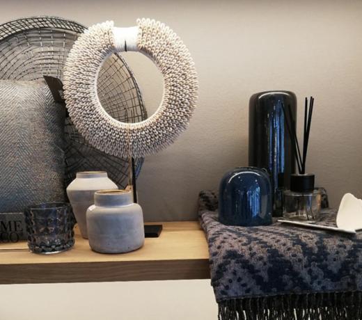 Interieur en lifestyle.  Alles om je huis gezellig te maken!