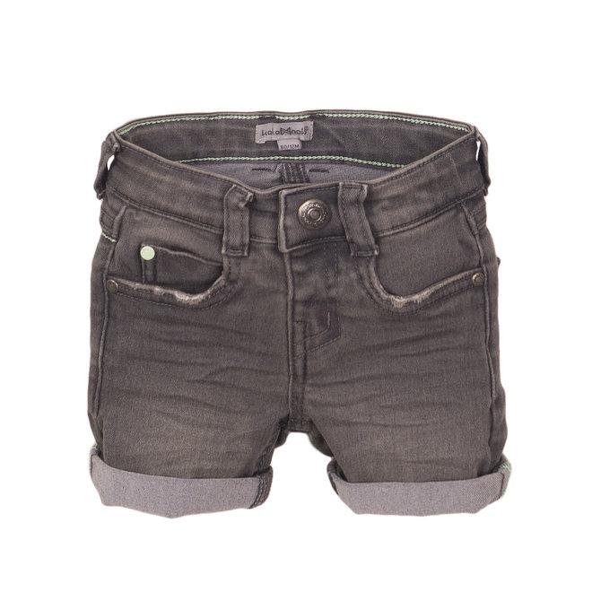 Koko Noko: Jeans short grijs