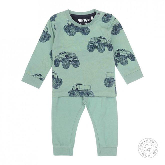 Dirkje: pyjama truck