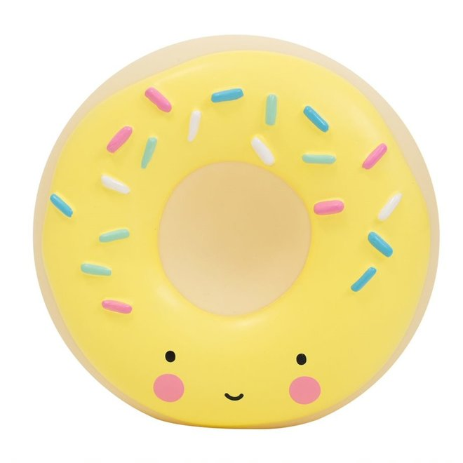 LLC: money box donut