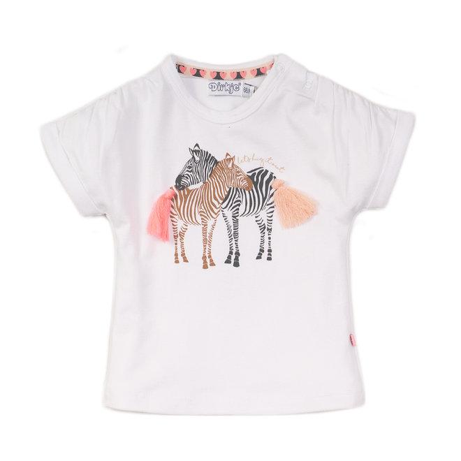 Dirkje: shirt zebra