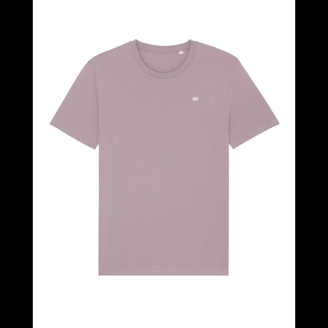 JOH! chest (Black) -t-shirt Lilac Petal