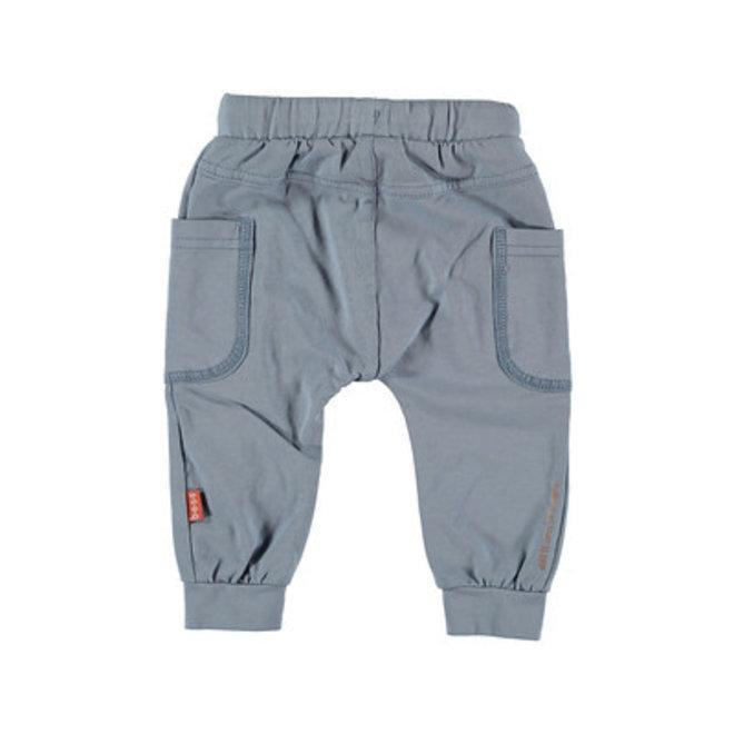 Bess: pants with pockets lightblue