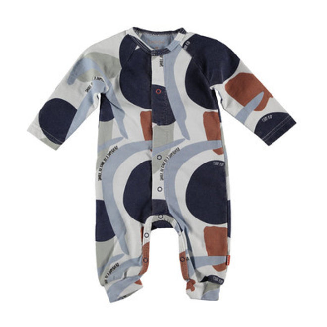 Bess: suit AOP camouflage
