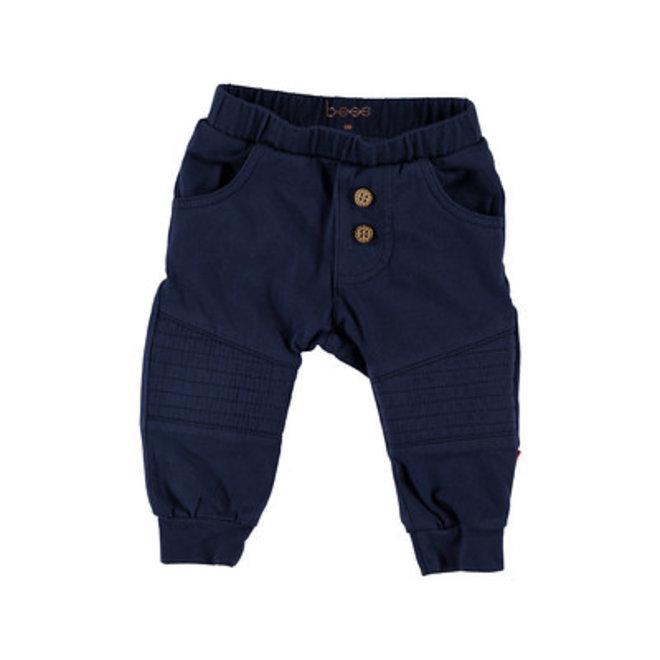 Bess: pants biker blue