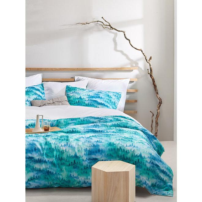 Douglas bedlinnen - algiers blue