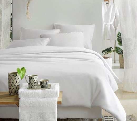 Bed, bad textiel