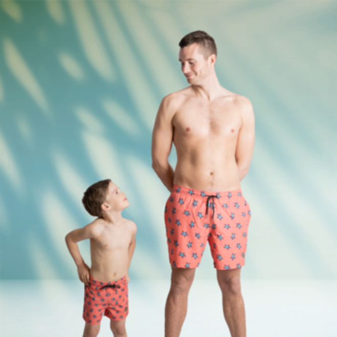 Become - Swimshort turtles boy