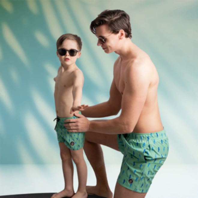 Become - Swimshort seahorse boy