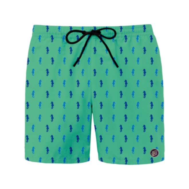 Become - Swimshort seahorse men