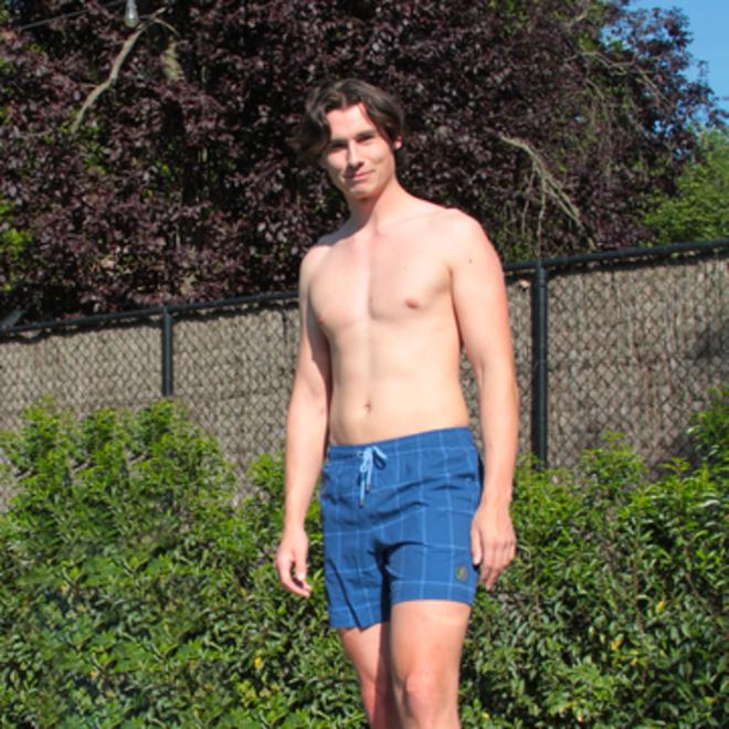 Become - Swimshort squares  men