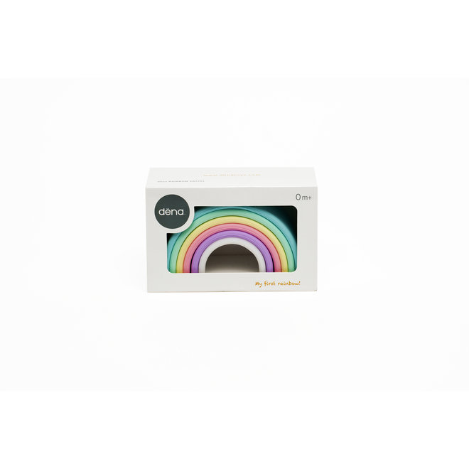 6 Rainbow Pastel