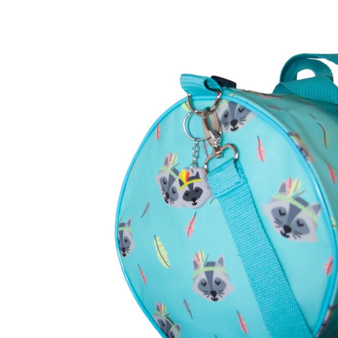 Become - Weekendbag raccoon
