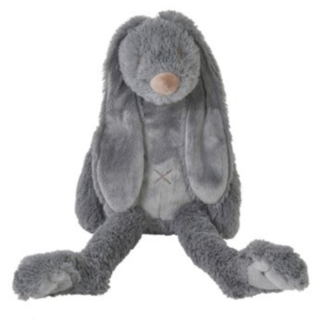 Happy horse :deep grey rabbit richie