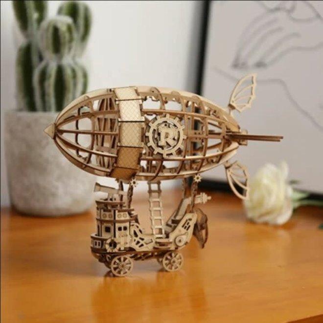 Airship - 3D Puzzel