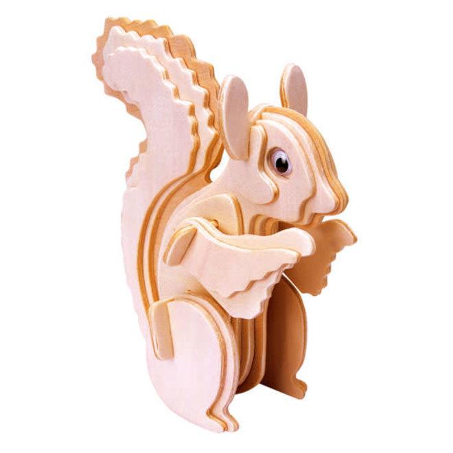 Gepetto's Squirrel