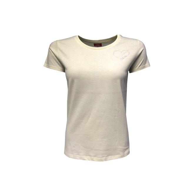 Amuse T-shirt Ivory