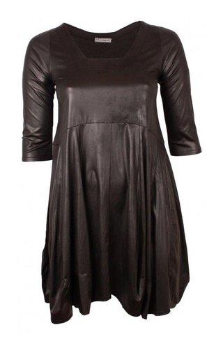 Magna Magna Jurkje/Tuniek Leather Look