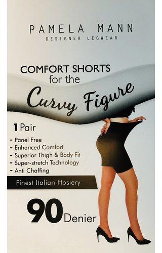 Pamela Mann Pamela Mann Comfort Shorts