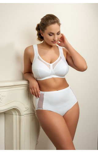 Plaisir Plaisir - Addie Bra White
