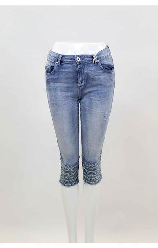 Mozzaar Forever Mozzaar Forever 3/4 Jeans