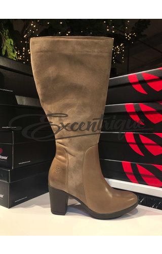 JJ Footwear JJ Footwear Laars - Ruby/Brora - Taupe - XL