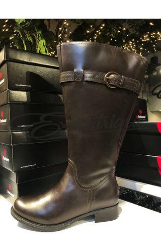 JJ Footwear JJ Footwear Laars - Niada/Victoria - Espresso - XXL