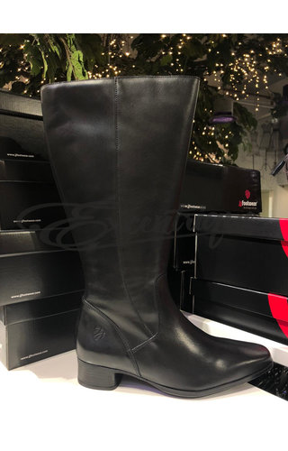 JJ Footwear JJ Footwear Laars - Maxima/Lugano - Zwart - XL