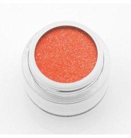 Glitterpulver Nailart Neon Orange - BeautyNail