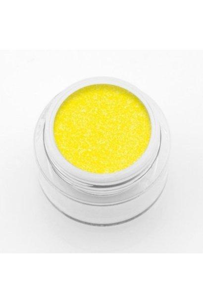 Glitterpulver Nailart Neon Yellow - BeautyNail