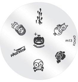 Konad Image Plate M13