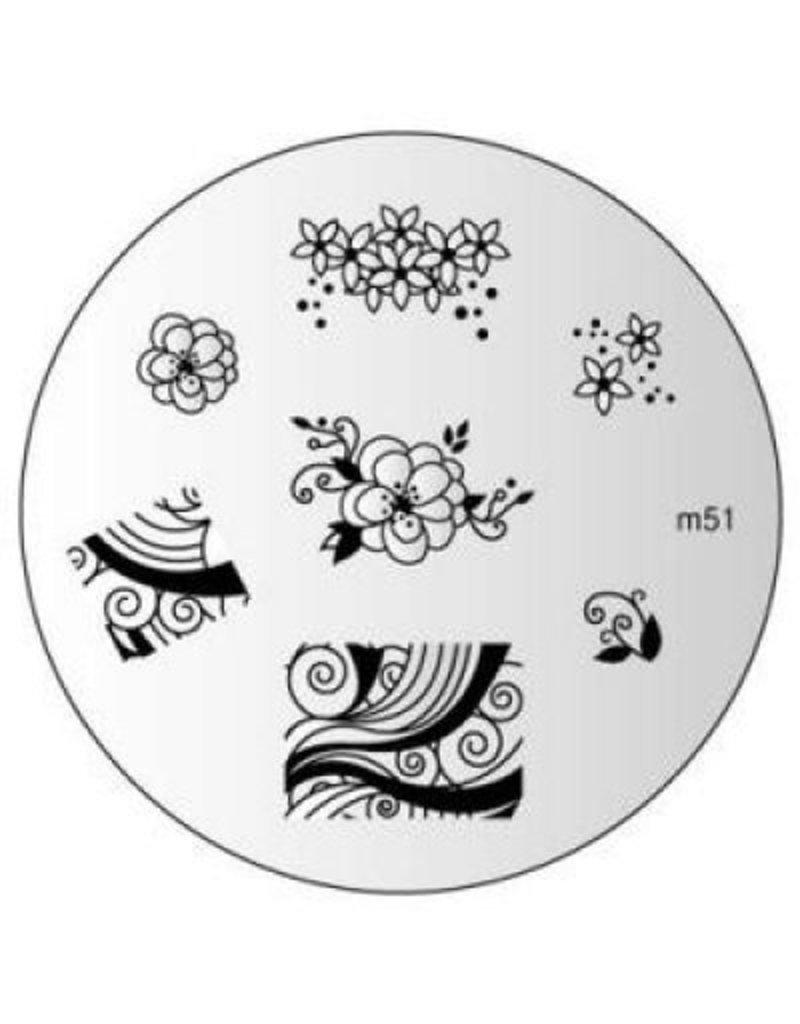 Konad Image Plate M51