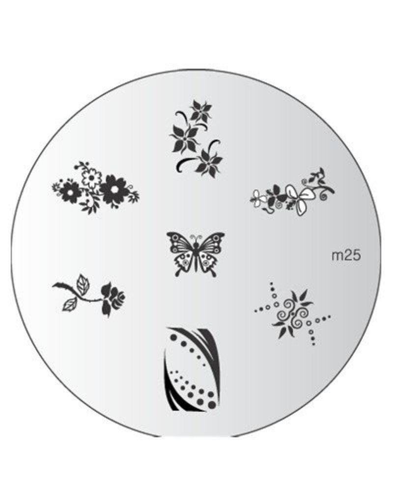 Konad Image Plate M25