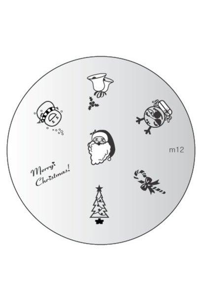 Konad Image Plate M12
