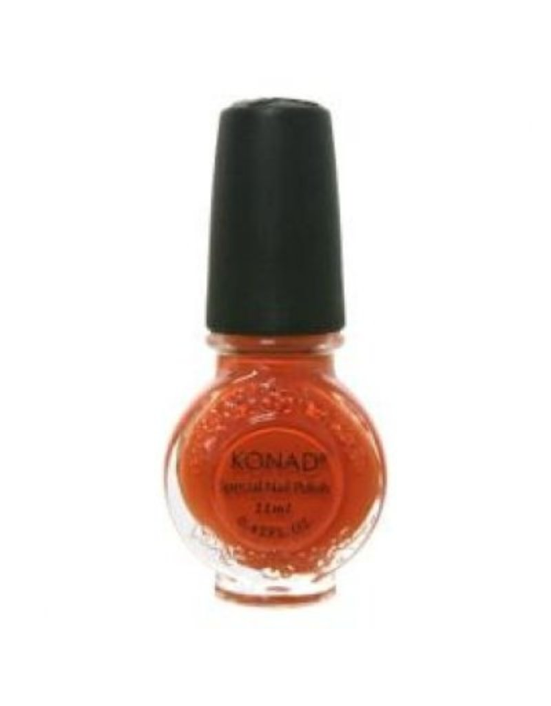 Konad Stamping Lack Orange
