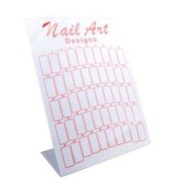 Display für Nail-Art Präsentation - BeautyNail