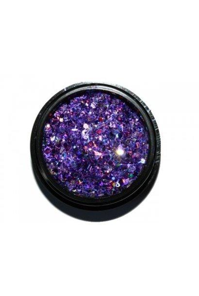 Dream Mix Dark Purple 2gr - BeautyNail