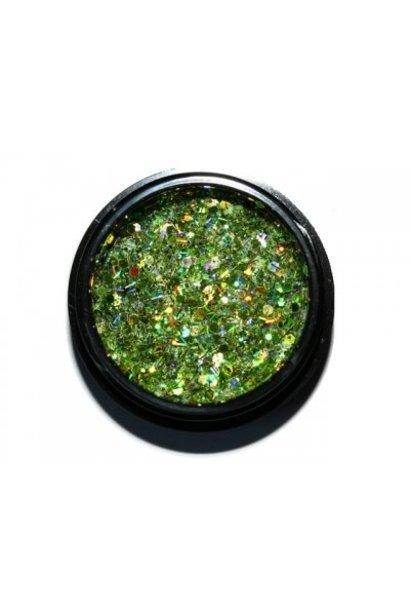 Dream Mix Light Green 2gr - BeautyNail