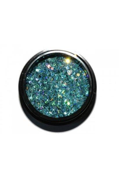 Dream Mix Sea Blue 2gr - BeautyNail