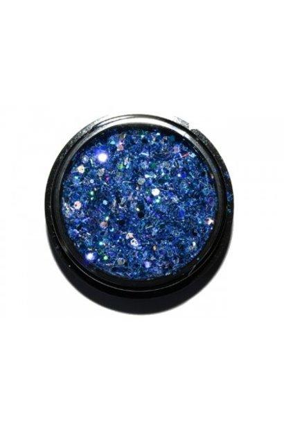 Dream Mix Dark Blue 2gr - BeautyNail