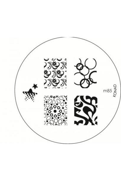Konad Image Plate M85