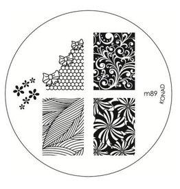 Konad Image Plate M89