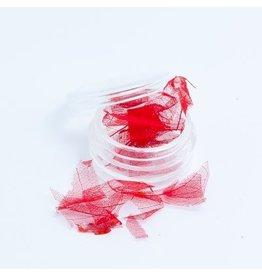 Skalett Blätter Rot - BeautyNail