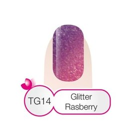 ThermoGel 5ml - Glitter Raspberry Sour Nr. 14
